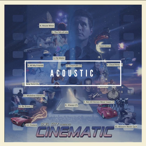 Owl City Lucid Dream Lynz Acoustic Remix - Lynz Munich